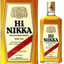 ショッピングアサヒ アサヒ ニッカ ハイニッカ 720ml瓶 (国産ウイスキー) (ブレンデッド)