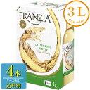 キリンメルシャンフランジア白3Lバッグインボックスx4本ケース販売(アメリカ)(白ワイン)(やや辛口)(BIB)(BOXワイン)(ME)