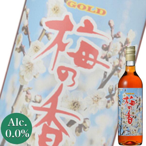 【単品】合同酒精「梅の香GOLD」720ml瓶【...の商品画像