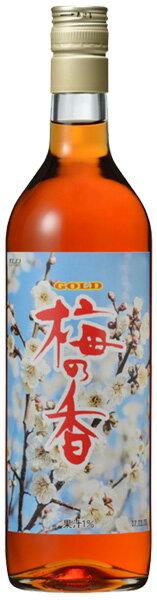【単品】合同酒精「梅の香GOLD」720ml瓶...の紹介画像2