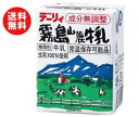 送料無料 南日本酪農協同 デーリィ 霧島山麓牛乳 200ml紙パック×24本入 ※北海道・沖縄・離島は別途送料が必要。