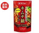 食品 - 【送料無料】ダイショー キムチ鍋スープ 750g×10袋入 ※北海道・沖縄・離島は別途送料が必要。