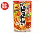 【送料無料】【2ケースセット】カゴメ 甘熟トマト鍋ス