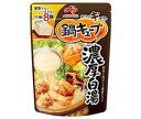 ショッピング鍋 送料無料 味の素 鍋キューブ 濃厚白湯 9.1g×8個×8袋入 ※北海道・沖縄・離島は別途送料が必要。