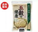 【送料無料】【2ケースセット】キッコーマン 五穀で健康 500g×12袋入×(2ケース) ※北海道・沖縄・離島は別途送料が必要。