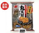 【送料無料】三幸製菓 丸大豆せんべい 11枚×12個入 ※北海道・沖縄・離島は別途送料が必要。