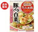 ショッピングドゥ 送料無料 【2ケースセット】味の素 CookDo(クックドゥ) きょうの大皿 豚バラ白菜用 110g×10個入×(2ケース) ※北海道・沖縄・離島は別途送料が必要。