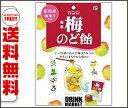 【送料無料】カンロ 健康梅のど飴 80g×6袋入 ※北海道・沖縄・離島は別途送料が必要。
