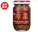 ショッピング桃屋 送料無料 桃屋 味付ザーサイ 100g瓶×12個入 ※北海道・沖縄・離島は別途送料が必要。