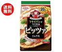 【送料無料】【2ケースセット】昭和産業 (SHOWA) フライパンでつくれるピッツァミックス 400g(200g×2袋)×6袋入×(2ケース) ※北海道・沖縄・離島は別途送料が必要。