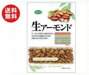 【送料無料】共立食品 生アーモンド 200g×12袋入 ※北海道・沖縄・離島は別途送料が必要。