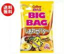 【送料無料】カルビー BIG BAG ポテトチップス しあわせバタ〜 170g×12袋入 ※北海道 沖縄 離島は別途送料が必要。