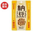 【送料無料】カンロ プチポリ納豆 しょうゆ味 18g×12(6×2)袋入 ※北海道・沖縄・離島は別途送料が必要。