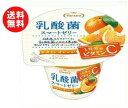 【送料無料】たらみ 乳酸菌スマートゼリー ビタミンオレンジ 190g×24(6×4)個入 ※北海道・沖縄・離島は別途送料が必要。