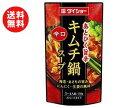 【送料無料】ダイショー 辛口キムチ鍋スープ 750g×10袋入 ※北海道・沖縄・離島は別途送料が必要。