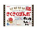 ショッピングお菓子 送料無料 カバヤ さくさくぱんだ ファミリーパック 102g×12袋入 北海道・沖縄・離島は別途送料が必要。