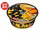 送料無料 東洋水産 マルちゃん 黒い豚カレーうどん 87g×12個入 ※北海道・沖縄・離島は別途送料が必要。
