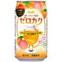 アサヒビール ゼロカク ファジーネーブル テイスト 350ml缶 1ケース24本 02P03Dec16の画像
