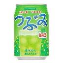 【あす楽対象商品!!】サンガリア つぶみ 白ブドウ 280g 1ケース24本