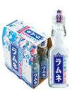 サンガリア 日本の味 ラムネ 200ml瓶 1ケース30本×2ケース(炭酸飲料)