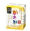 【送料無料】アサヒビール麦焼酎かのか10°麦10度180ml紙パック1ケース30本