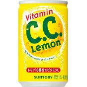 サントリー CCレモン 160ml缶 1ケース30本×2ケース
