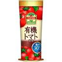 【7月10日出荷開始】カゴメ有機トマト使用ケチャップ 180g×40