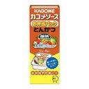【7月10日出荷開始】カゴメ醸熟ソース とんかつ お弁当パック 10gX6×30