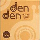 Den Den かたつむり石けん 100g カタツムリ粘液成分を含有した石鹸です。【日用品屋】Den Den かたつむり石けん 100g【※キャンセル・変更不可】【日用品屋】と記載のある商品のみ同梱可能です。