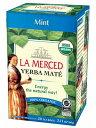 100%有機ミント・マテ茶 南米アルゼンチンの広大な農園で育った、無農薬のマテの葉からつくられた有機マテに、ミントをプラスしたマテ茶です。【日用品屋】100%有機ミント・マテ茶【※キャンセル・変更不可】【日用品屋】と記載のある商品のみ同梱可能です。