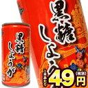 [在庫処分]琉球アジアン 黒糖しょうが 185g缶×30本[賞味期限:2019年4月8日]同一商品のみ3ケース毎に送料がかかります【10月23日出荷開始】