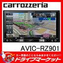 【期間限定☆全品ポイント2倍!!】【延長保証追加OK!!】【新アイテム】AVIC-RZ901 楽ナビ 7V型 2DIN(180mm) 地デジ/DVD-V/CD/Bluetooth/SD/チューナー・DSP AV一体型メモリーナビゲーション Pioneer(パイオニア) carrozzeria(カロッツェリア) 【02P03Dec16】