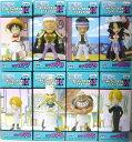 One Piece - ワンピース組立式ワールドコレクタブルフィギュア Vol.10各種