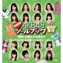 AKB48きせかえシールブックチームK【クリックポスト対