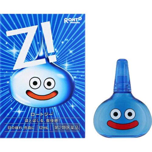 【第2類医薬品】 ロートジー スライムボトル 12ml 【ロート製薬株式会社】