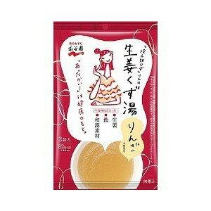 「冷え知らず」さんの生姜くず湯りんご(栄機) 栄養機能食品 永谷園飲料/粉末飲料/くず湯・しょうが湯