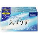 《ジェクス》 すごうす1000 コンドーム Mサイズ 薄め 12個入×3箱