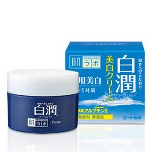 【医薬部外品】《ロート製薬》 肌ラボ 白潤 薬用美白クリーム 50g