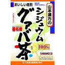 《山本漢方製薬》 シジュウムグァバ茶100% ティーバッグ (3g×20包)