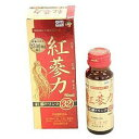 《高麗貿易ジャパン》【栄養機能食品】 紅参力 紅参ドリンク32 50mL