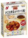 ニチレイフーズカロリーナビ240(旧・特別用途食品・ニチレイ糖尿病食)(レトルト食品)かじきと野菜のトマトソース風セット240kacl