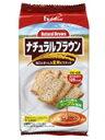 ハウス食品 ナチュラルブラウン 玄米ビスケット 168g(4枚×6袋)