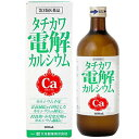 【第3類医薬品】 大木 タチカワ電解カルシウム 600ml【4987030195486】