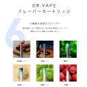 【DR.VAPEフレーバーカー...