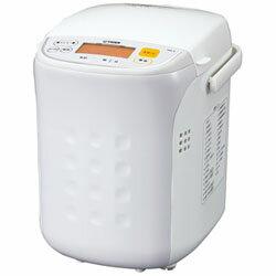 タイガー ホームベーカリー「焼きたて」(1斤) KBC-S100-W ホワイト (KBCS100W)