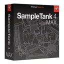 IK Multimedia SampleTank 4 MAX [ソフトウェア音源/サウンド&グルーブ・ワークステーション] STMAX4HCDIN STMAX4HCDIN