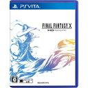 SQUARE ENIX(スクウェア・エニックス) FINAL FANTASY X HD Remaster 【PS Vitaゲームソフト】 [PSVita] F.F.XHDREMASTER