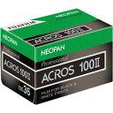 FUJIFILM(フジフイルム) ネオパン100 ACROS II(アクロス2)35mmサイズ 135-36枚撮 135ACROS100236EX1