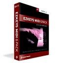 クリプトンフューチャーメディア EZKEYS MIDI 6PACK TT051 Toontrack Music TT051 TT051