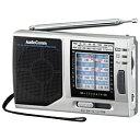 オーム電機 ポータブル短波ラジオ AudioComm グレー RAD-H320N [AM/FM/短波 /ワイドFM対応] RADH320N
